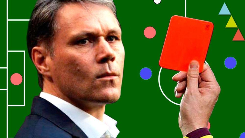 Las reglas de VAN BASTEN para revolucionar el fútbol