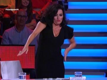 Silvia Abril en TSQS