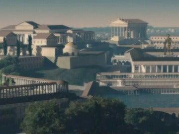 Frame 0.0 de: Vivir como un emperador: así era la enorme vivienda de Nerón
