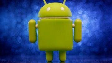 Imagen de archivo del logo de Android.