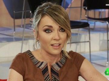 La entrevista más incómoda de Anna Simon siendo víctima de El Jefe Infiltrado