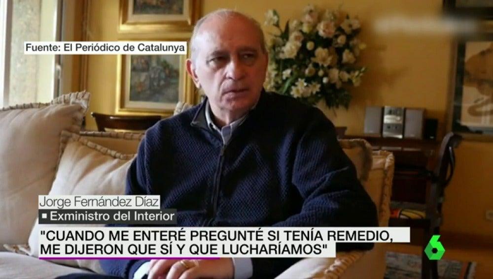 """Frame 26.589232 de: Fernández Díaz supera el cáncer que le diagnosticaron en 2016: """"Estoy bien. Gracias a Dios, estoy curado"""""""