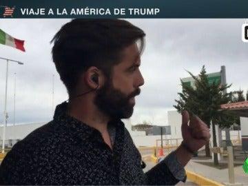 Frame 29.960422 de: Nogales, punto de reencuentro entre EEUU y México para muchas familias divididas por el decreto antiinmigración de Trump