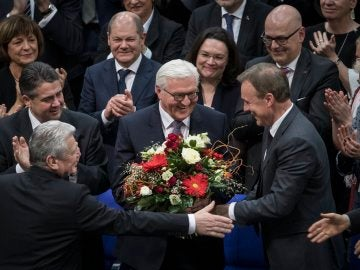 Steinmeier elegido presidente de Alemania
