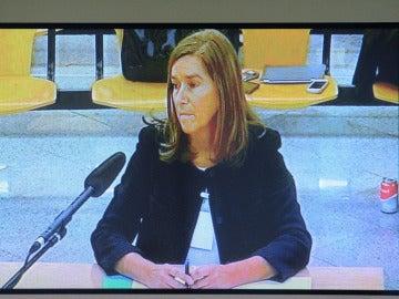 Ana Mato en el juicio de la Gürtel