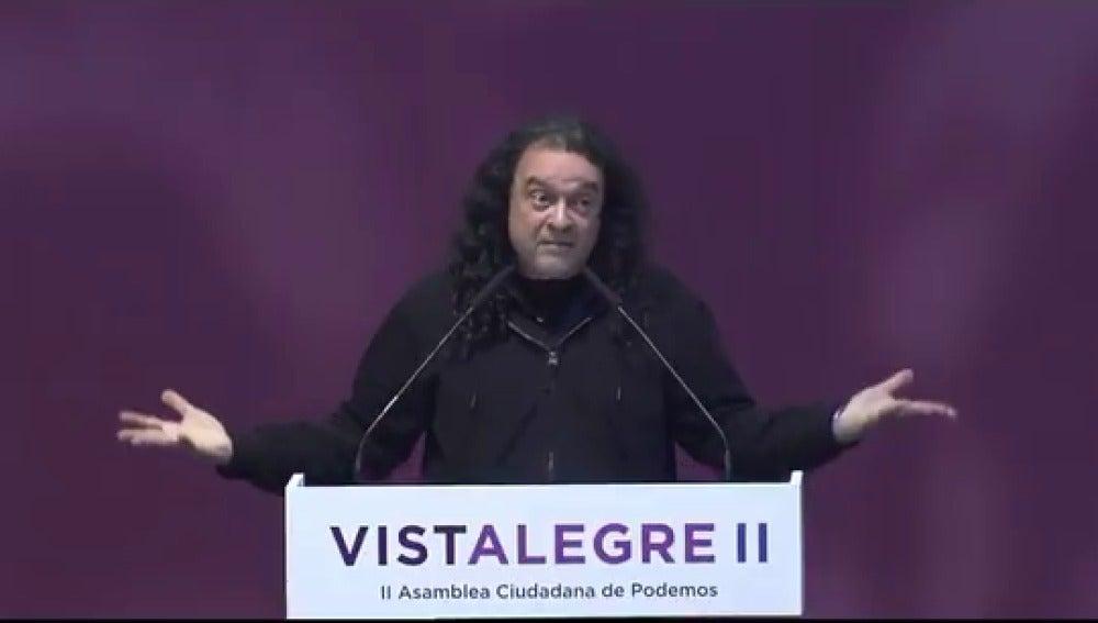 Fernando Ángel Barredo de Valenzuela, de la lista de 'Podemos en equipo'