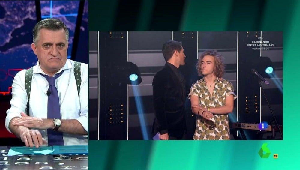 Frame 136.746969 de: eurovision
