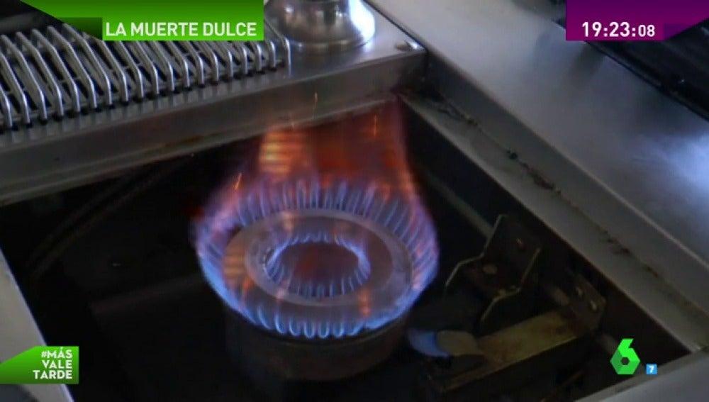 Frame 2.862171 de: Así es la muerte dulce: una chimenea, un brasero o una estufa de gas pueden matar en media hora