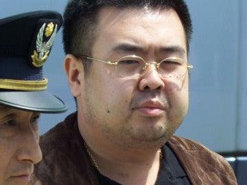 Kim Jong-nam, el hermano de Kim Jong-un