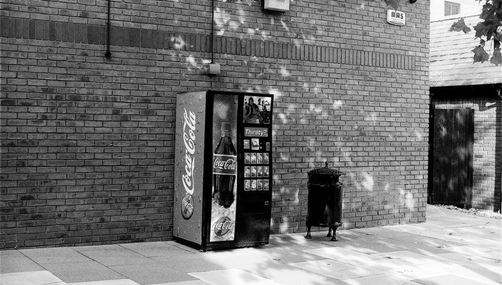 Máquina de Cocacola