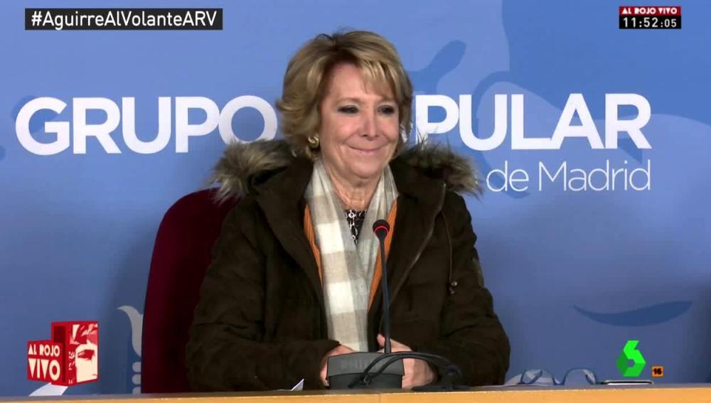 Esperanza Aguirre