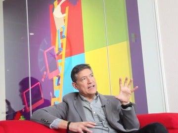 Fernando Calvo, de Microsoft Ibérica