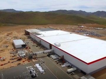 Gigafactoría de Tesla