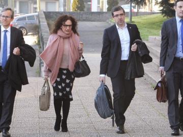Los altos cargos del Sergas investigados por homicidio imprudente