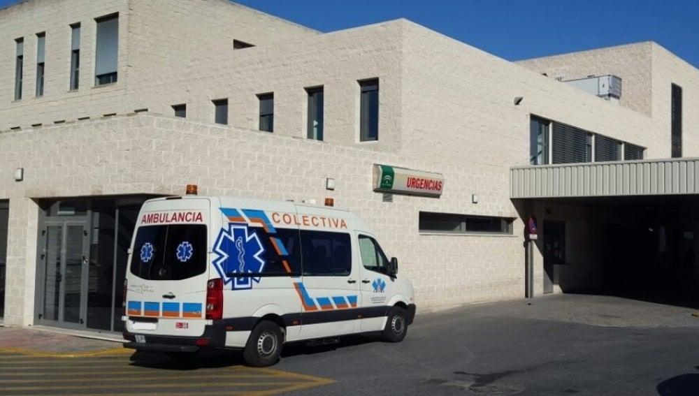 El Hospital Juan Ramón Jiménez de Huelva