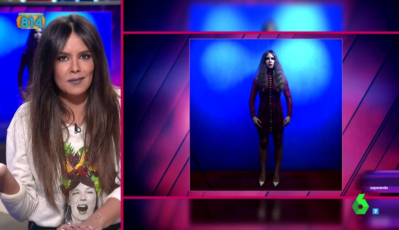 Cristina Pedroche y su 'figura' de cera
