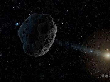 Un objeto llamado 2016 WF9 fue detectado por el proyecto NEOWISE el 27 de noviembre de 2016.