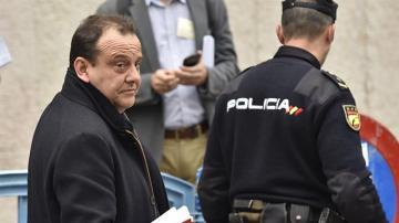 El Fiscal Horrach, en el juzgado de Palma