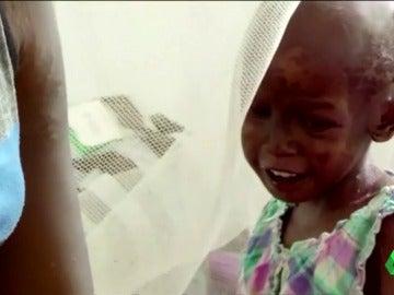 Frame 81.386259 de:  Más del 20% de la población sufre una falta de alimentos total en Sudán del Sur