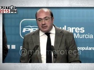 Frame 3.663103 de: ¿Cuántas denuncias del PSOE contra  Pedro Antonio Sánchez se han archivado?