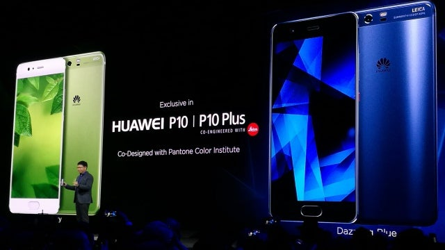 139375cdc75 Huawei presenta su P10, resistente al agua y con sensor de huella  inteligente | TECNOXPLORA