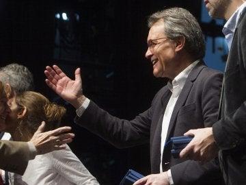 Artur Mas, expresident de la Generalitat
