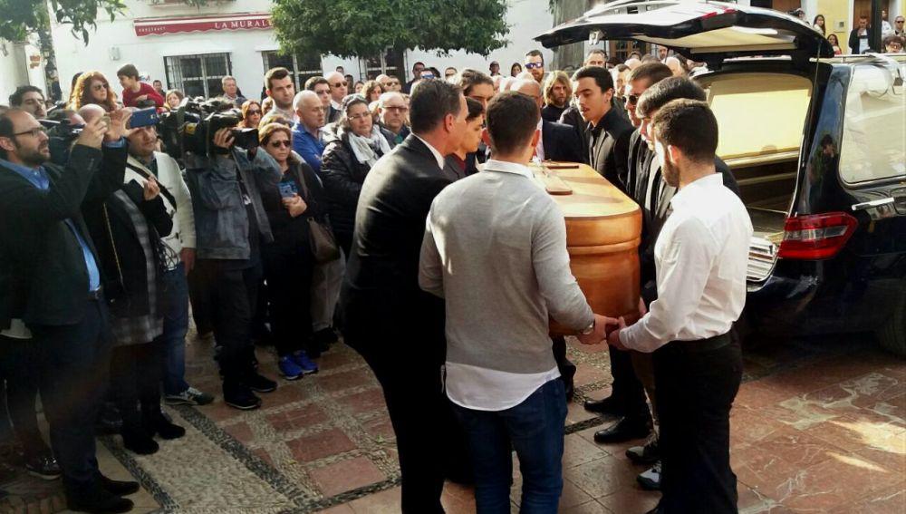 Marbella se despide de Pablo Ráez