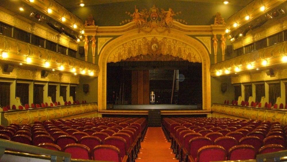 Patio de butacas del Gran Teatro de Elche