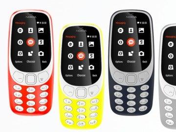 Regresa el Nokia 3310, pero sin WhatsApp