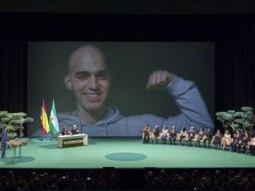 Andalucía rinde homenaje al joven Pablo Ráez