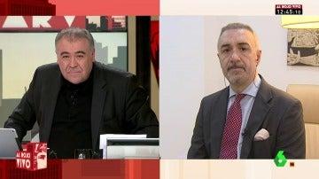 """Frame 5.231002 de: Juan Carlos Navarro, abogado de Correa: """"Me he puesto en contacto con la Fiscalía y he propuesto un pacto"""""""