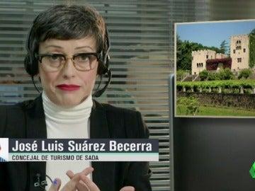 """Frame 299.610834 de: José Luis Súarez: """"Los Franco nunca han cumplido la ley que obliga a abrir el Pazo de Meirás cuatro días al mes"""""""