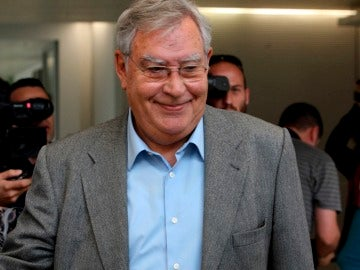 Jordi Montull, mano derecha del expresidente del Palau de la Música Fèlix Millet