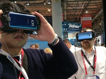 Realidad virtual en el MWC 2017