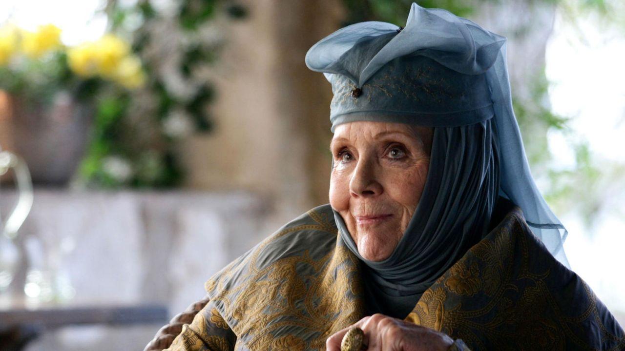 Diana Riggs en 'Juego de Tronos'