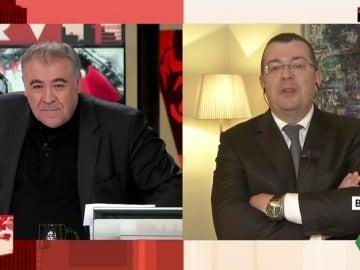 """Frame 11.28929 de: Manuel González Peeters: """"Las sentencias del Caso Nóos han sido de corte absolutorio"""""""