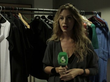 Natalia Aranda, estilista de Tú sí que sí