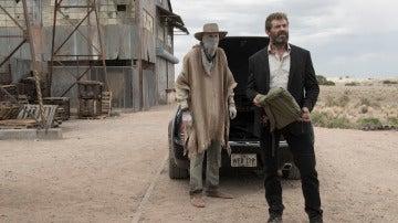 Hugh Jackman, en Logan