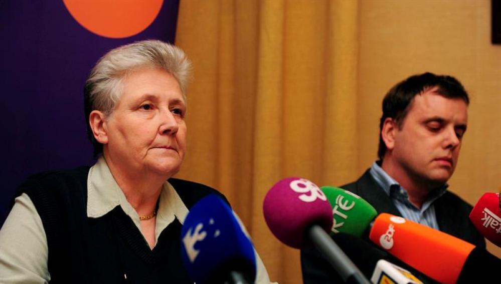 Marie Collins renuncia a su puesto en la comisión del Vaticano