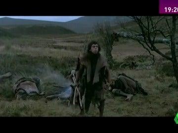 Frame 0.313 de: Neandertales vegetarianos MVT