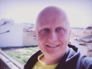 Paco Sanz, el supuesto enfermo Crown arrestado por presunta estafa