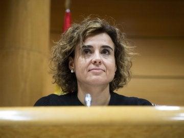 Dolors Montserrat, ministra de Sanidad, Asuntos Sociales e Igualdad