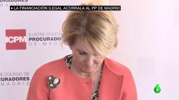 Frame 13.851439 de: El juez Velasco halla pruebas que demostrarían la financiación ilegal del PP de Madrid