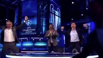Owen, Gerrard, Ferdinand y Lineker se vuelven locos con el 6-1 del Barcelona