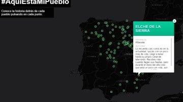 La historia de los pueblos deshabitados de España