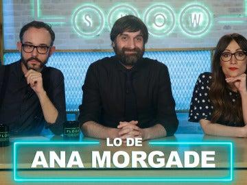 Lo del Floox Show - Lo de la entrevista - Ana Morgade | Carlos Langa, Miguel Anómalo
