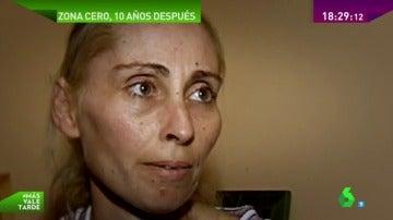 Madre de Yéremi Vargas
