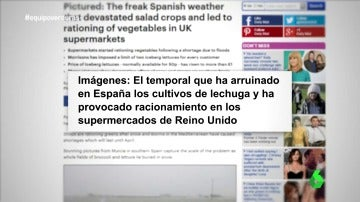 """Frame 23.270147 de: La falta de verduras en Reino Unido provoca una 'crisis internacional' con España: """"Buscan un culpable y si es de fuera mejor"""""""