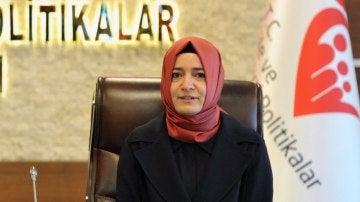 Ministra turca detenida en Holanda