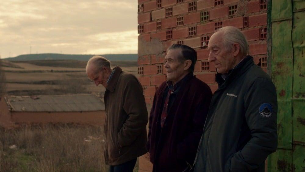 Faustino, Eusebio y Pedro en  Salvados